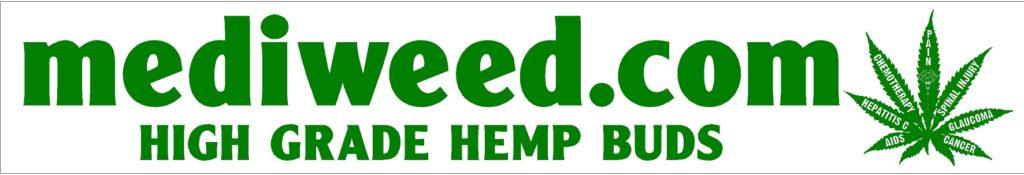 High Grade Hemp Buds