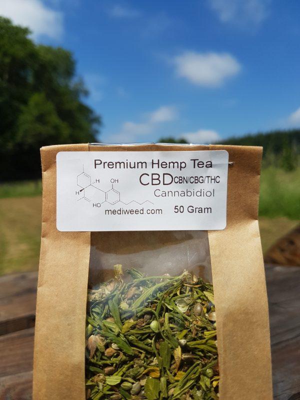 Premium Canna tea