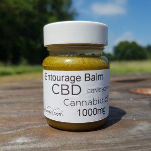 Entourage CBD Balm