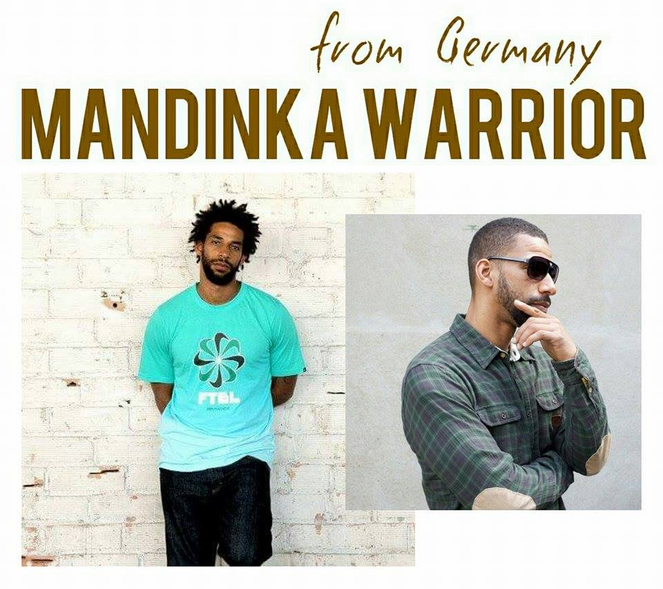 Mandinka Warrior