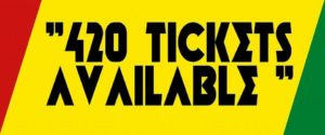 Club Jamaica 420 Tickets available