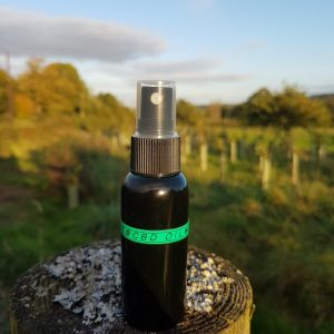 Entourage CBD Oil Spray