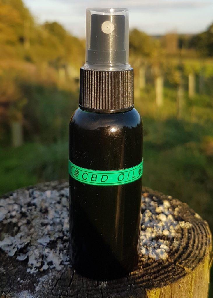 Entourage CBD Oil Spray