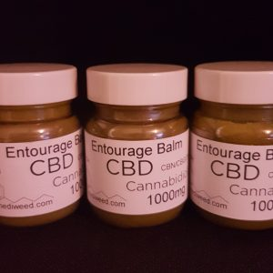 Entourage CBD Balm 1000mg