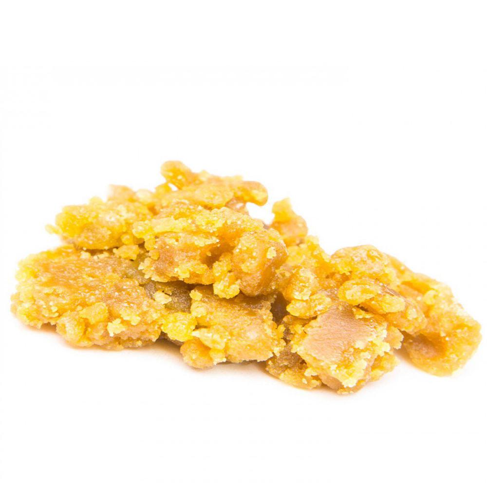 Cbd isolate crumble extract