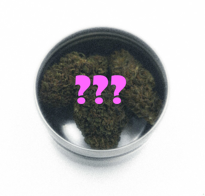 Q: What's fruity, loaded with crystals and coming soon to Mediweed?!