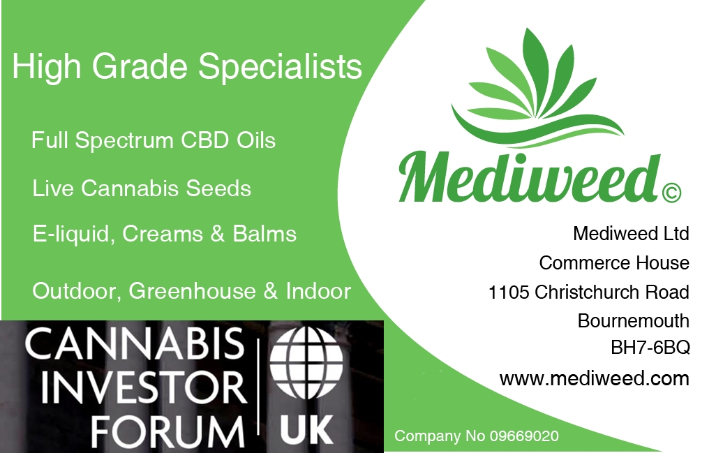 Need investment for your cannabis or CBD company?